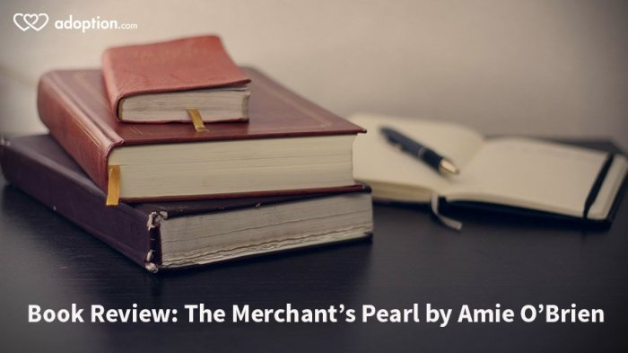 Review of 'The Merchant's Pearl' by Amie O'Brien